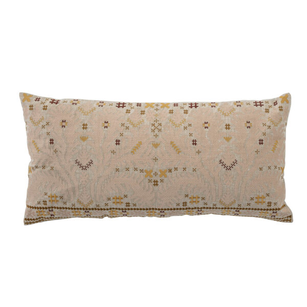 CREATIVE COLLECTION pude - rosa bomuld (70x30)