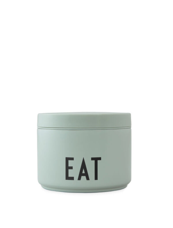 Design Letters Termo Lunch Box grøn - 330 ML
