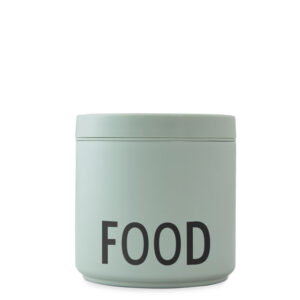 Design Letters Termo Lunch Box grøn - 530 ML