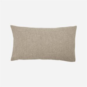 Fine outdoor Pude - Sand - 30x60 cm fra House Doctor