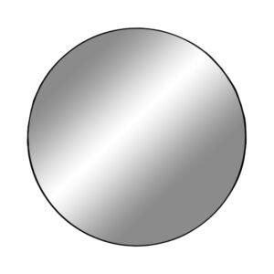 HOUSE NORDIC Jersey vægspejl - spejlglas og sort stål (Ø80)