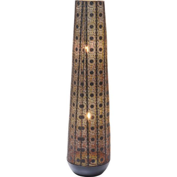 KARE DESIGN Sultan Cone gulvlampe - stål (120cm)