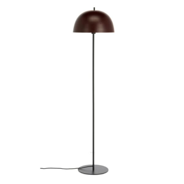 LAFORMA Aleyla gulvlampe - rød metal