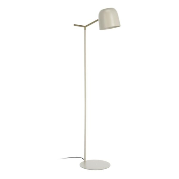 LAFORMA Alish gulvlampe - beige metal