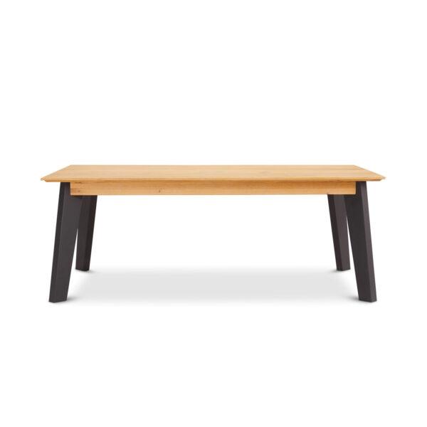 Sentosa sofabord, rektangulær - natur egetræ (140x80)
