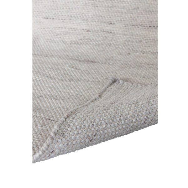 VENTURE DESIGN Devi gulvtæppe - beige polyester og bomuld (200x300)