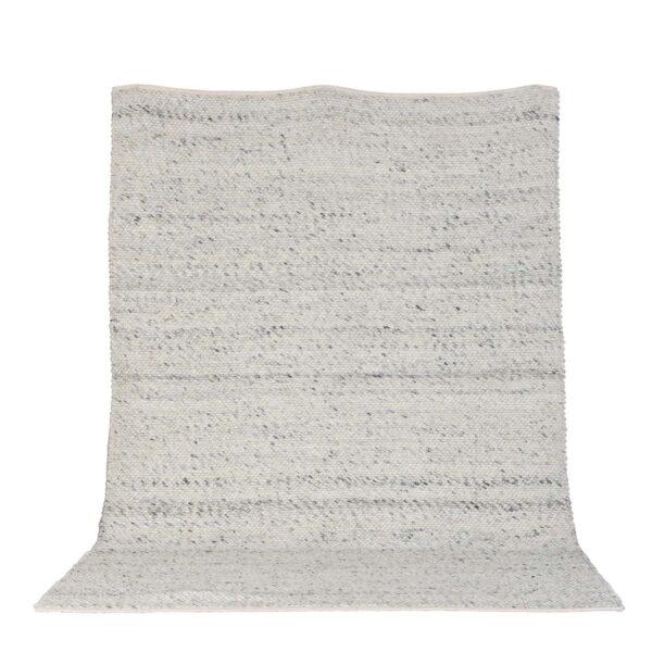 VENTURE DESIGN Ganga gulvtæppe - elfenben uld og bomuld (200x300)