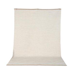 VENTURE DESIGN Jaipur gulvtæppe - beige uld og bomuld (200x300)