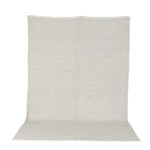 VENTURE DESIGN Julana gulvtæppe - beige uld og polyester (200x300)