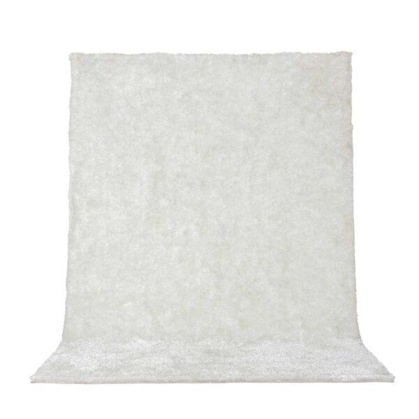 VENTURE DESIGN Mattis gulvtæppe - hvid polyester (290x200)