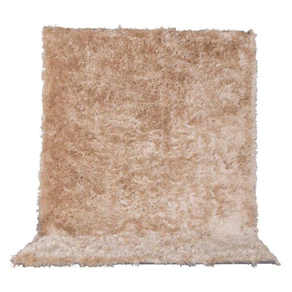 VENTURE DESIGN Natta gulvtæppe - beige polyester (230x160)
