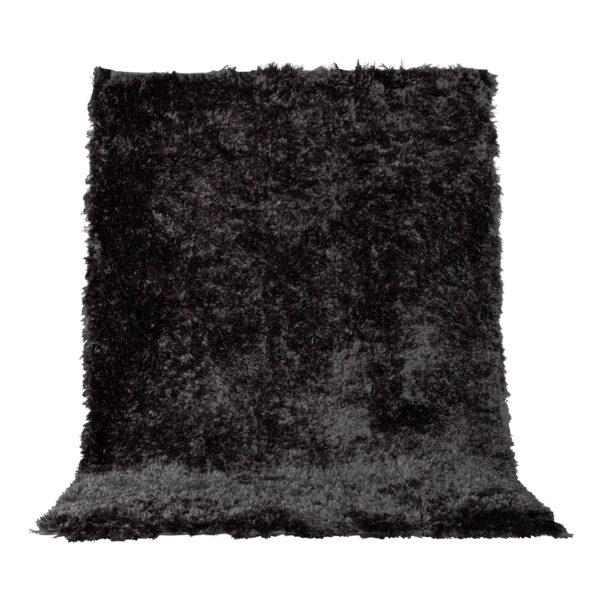 VENTURE DESIGN Natta gulvtæppe - mørkegrå polyester (290x200)