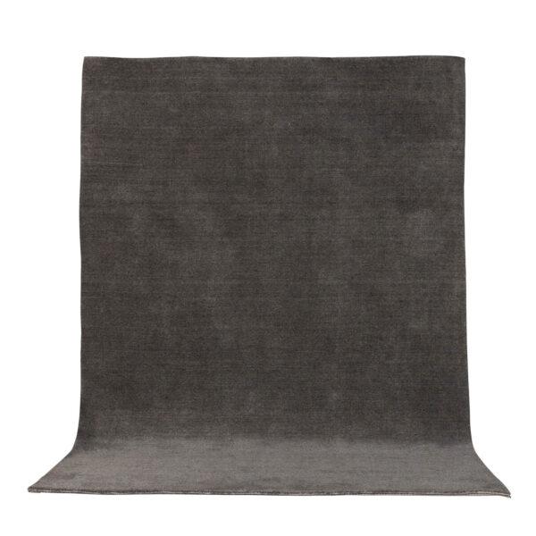 VENTURE DESIGN Ulla gulvtæppe - grå uld og polyester (200x300)