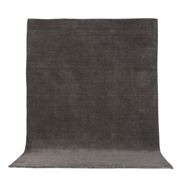 VENTURE DESIGN Ulla gulvtæppe - grå uld og polyester (250x350)