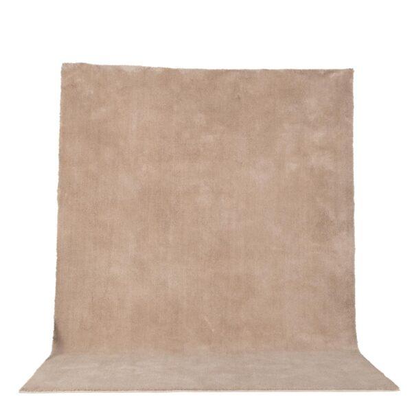 VENTURE DESIGN Undra gulvtæppe - beige viskose (170x240)