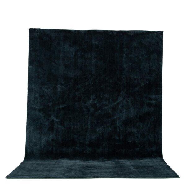 VENTURE DESIGN Undra gulvtæppe - grøn viskose (170x240)