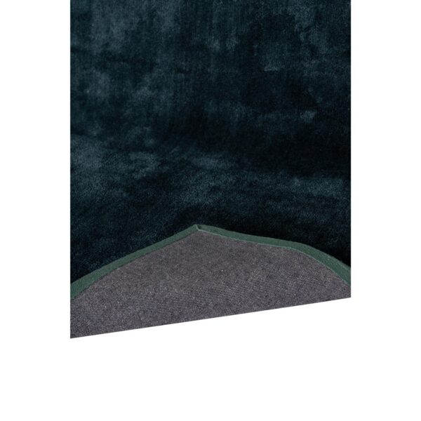 VENTURE DESIGN Undra gulvtæppe - grøn viskose (200x300)