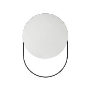 WOUD Verde vægspejl - spejlglas/metal, m. hylde